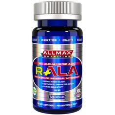 Super sale! ALLMAX Nutrition R+Alpha Lipoic Acid on #iHerb Only $8,99 #RT #deals 64% OFF (discount visible in cart)