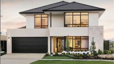 home designs exterior front elevation 30 Beautiful Small House Front Elevation Design Floor Elevation💖Double Floor Elevation 2 Storey House Design, House Front Design, House Design Plans, One Storey House, Modern House Facades, Modern House Plans, Beautiful Small Homes, Small Modern Home, Small Modern House Exterior