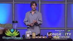 Get the download on medical mushrooms from the Longevity Conference.