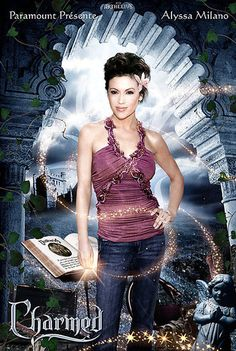 ImageFind images and videos about phoebe, charmed and Alyssa Milano on We Heart It - the app to get lost in what you love. Phoebe Charmed, Serie Charmed, Charmed Tv Show, Charmed Sisters, Classic Actresses, Actors & Actresses, Alyssa Milano Charmed, Phoebe And Cole, Ann Margret