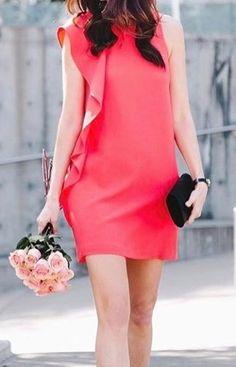 Share on WhatsApp Need Supply, Whatsapp Messenger, Casual Dresses, Fashion Outfits, Short Elegant Dresses, Cute Dresses, Ladies Dresses, Feminine Fashion, Fabrics