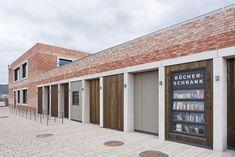 "Gallery of School and Community Center ""B³ Gadamerplatz"" / Datscha Architekten - 14"