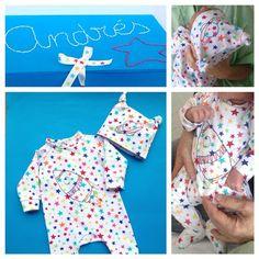 #newborn #body #embroidery #babyboy #primerapuesta #iresingrapas