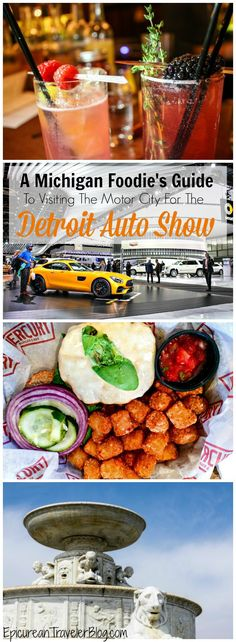 Your guide for where to stay, eat, and visit while in Detroit for the North American International Auto Show! Find it now on EpicureanTravelerBlog.com!