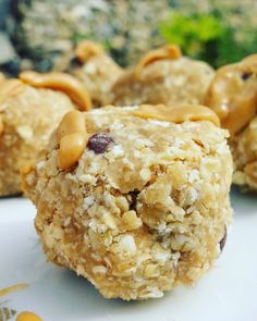 Easy Healthy Recipes, Sweet Recipes, Healthy Snacks, Vegan Recipes, Easy Meals, Cas, Desserts Sains, Bowl Cake, Cookie Time