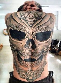 Terrifying Skull Tattoos | Inked Magazine