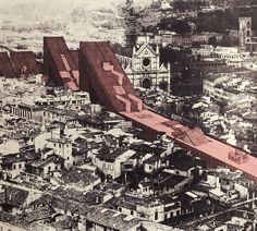 Zzigurat Città Lineare, 1971