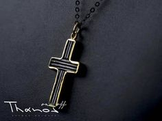 The symbol of faith created with materials that will last forever… http://www.thanosoneoff.com/collections/gold-18k-crosses/products/cross-3 #Thanos #ThanosOneOff #BeOneOfAKind #cross #ThanosOneOffCollection #iron #gold #gold18k #GoldAndIron #jewel #jewelry #jewellery #FreeShipping