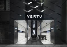 Vertu's Flagship Store in Ginza, Japan @Veronika Gondek
