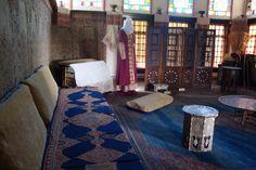 Crimean Peninsula, Palace of the Khanate of Bakhchisaray. Harem.
