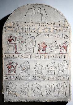 Stela of Iy Son of Keki