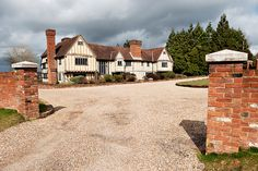 Cain Manor Wedding Venue, Farnham, Hampshire - another nice angle for the building