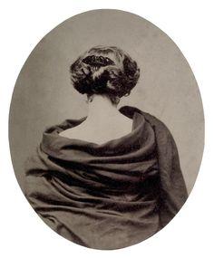 Marie Laurent (1856) by photographer Nadar