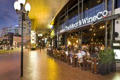 The Meat & Wine Co - Darling Harbour, NSW