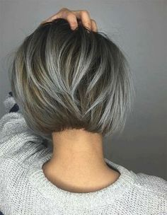 Beautiful Hair Color Ideas For Short Hairstyle 15 Short Curly Hairstyles For Women, Bob Haircuts For Women, Short Bob Haircuts, Short Hair Cuts, Curly Hair Styles, Short Bob Cuts, Thin Hairstyles, Hairstyles Pictures, Hairstyles 2016
