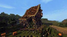 Minecraft farmhouse ideas inspirational me val farm – minecraft building inc Minecraft Farm House, Minecraft Farmen, Minecraft Welten, Minecraft House Tutorials, Minecraft Medieval, Minecraft Creations, Minecraft Buildings, Mansion Bedroom, Blueprint Art