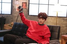 "B.I.G's Benji to Host an English Show ""Show Champion –Curtain Talk"" Fandom, Korean Star, Kpop Groups, Kdrama, Bae, Champion, American, People, Entertainment"