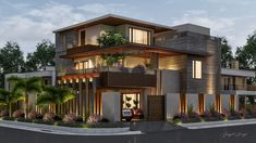 Architecture Discover Ideas For Exterior House Design Modern Facades Arquitetura Design Exterior Facade Design Wall Exterior Modern Architecture House Architecture Design Compound Wall Design Bungalow Haus Design Modern Bungalow Modern Villa Design Modern House Facades, Modern Architecture House, Modern House Plans, Architecture Design, Facade Design, Exterior Design, Bungalow House Design, House Front Design, Small House Design