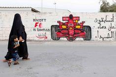 F1 in Bahrain