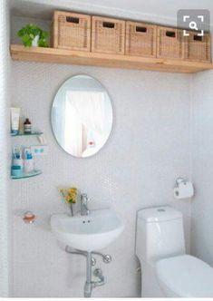 62 Creative And Functional DIY Bathroom Storage   Homadein
