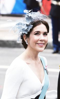 Crown Princess Mary of Denmark attending inauguration of King Wilem-Alexander, the Netherlands 4-30-13