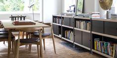 Buffets Kewlox- meubles design aux portes coulissantes