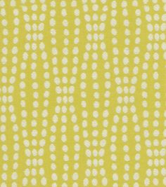 Upholstery Fabric-Waverly Strands/Citrus