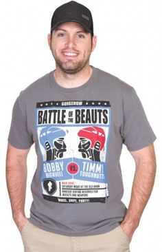 BATTLE OF THE BEAUTS - You never go looking, but you're always ready ... Xavier Laflamme Shirt