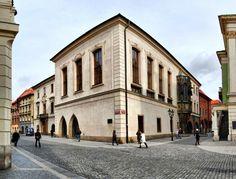 Каролинум, Прага