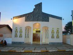 a igreja, assistir em ASB - muitos amigos e membros muito amigas da igreja