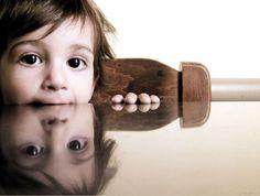 Spelen met reflectie.