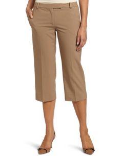 444f3b2f957c Calvin Klein Women s Cropped Trouser
