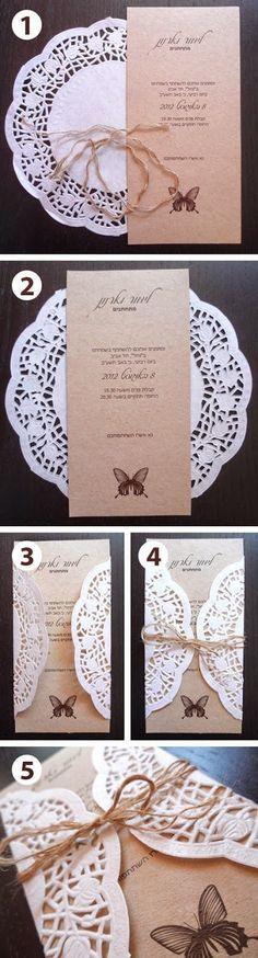 We're Having A Butterfly Themed Wedding - Release The Butterflies! - Wedding Invitations.   | Read more:  http://simpleweddingstuff.blogspot.com/2015/03/were-having-butterfly-themed-wedding.html