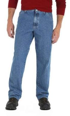 mens outfits at studio 54 Jeans Fit, Cargo Jeans, Loose Jeans, Old Jeans, Jeans Material, Beste Jeans, 100 Cotton Jeans, Thermal Pants, Wrangler Jeans
