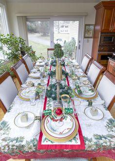 Christmas Table 2013