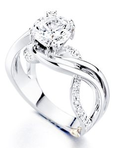 19535 by Mark Schneider Engagement Ring Absolutely....#1 FAVVV!!! (for now anyway)