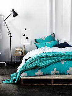 The 10 best places to buy Australian kids' bed linen online - The Interiors Addict Home Bedroom, Bedroom Decor, Bedding Decor, Dream Bedroom, Master Bedroom, Kids Bed Linen, Lit Simple, Bed Linen Online, Cool Beds