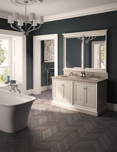 Nice Our Regent Bathroom Furniture Is Perfect For Large Traditional Bathrooms.  Made To Measure Furniture,