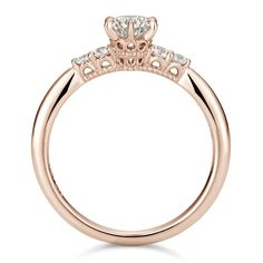 [Pretty Soldier Sailor Moon] Princess Serenity Ring Pink Gold (with diamonds) Sailor Moon Jewelry, Pink And Gold, Rose Gold, Moon Princess, Princess Serenity, Gold Rings, Engagement Rings, Diamonds, Pretty