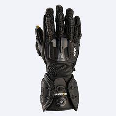 Knox Handroid Hand Armor Gloves | flexible exo-squeleton | £169.99