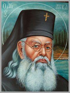 Πνευματικοί Λόγοι: Άγιος Λουκάς ο Ιατρός:«Βαριά αμαρτία είναι ο γογγυ...