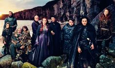 Game of Thrones for Vanity Fair⎥ by Annie Leibovitz