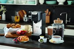 Introducing the Mr. Coffee K-Cup Brewing System If you are like most of us, you crave a good cup of coffee first thing in the morning. Cater to that craving with the . No longer do you have to remember to to setup your coffee maker and wait for it to brew.