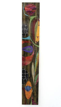 RR 4379 Painted Paper, Wood Paneling, Love Art, Contemporary Artists, Mixed Media Art, Paper Cutting, Artsy, Collage, Male Artists