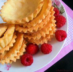 Cake Cookies, Cupcakes, Polish Recipes, Polish Food, Cookie Recipes, Waffles, Food And Drink, Menu, Pudding