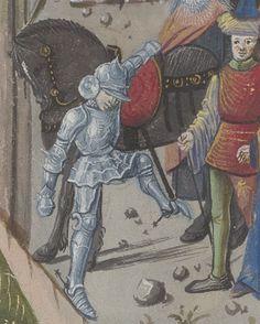 Valère Maxime, Dits et faits mémorables, traduction française de Simon de Hesdin et Nicolas de Gonesse   Gallica