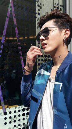 Wu Yifan Fashion Week Paris