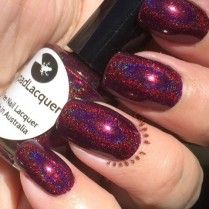 Lilypad Lacquer- True Blood 2014