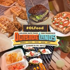 Outside Lands Food and Music Festival  | Pacific Catch has been a proud restaurant partner since the beginning, August 2008