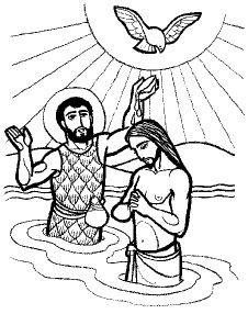 Lectio Divina: The Baptism of the Lord (B) | THE OFFICIAL WEBSITE OF THE CARMELITE ORDER